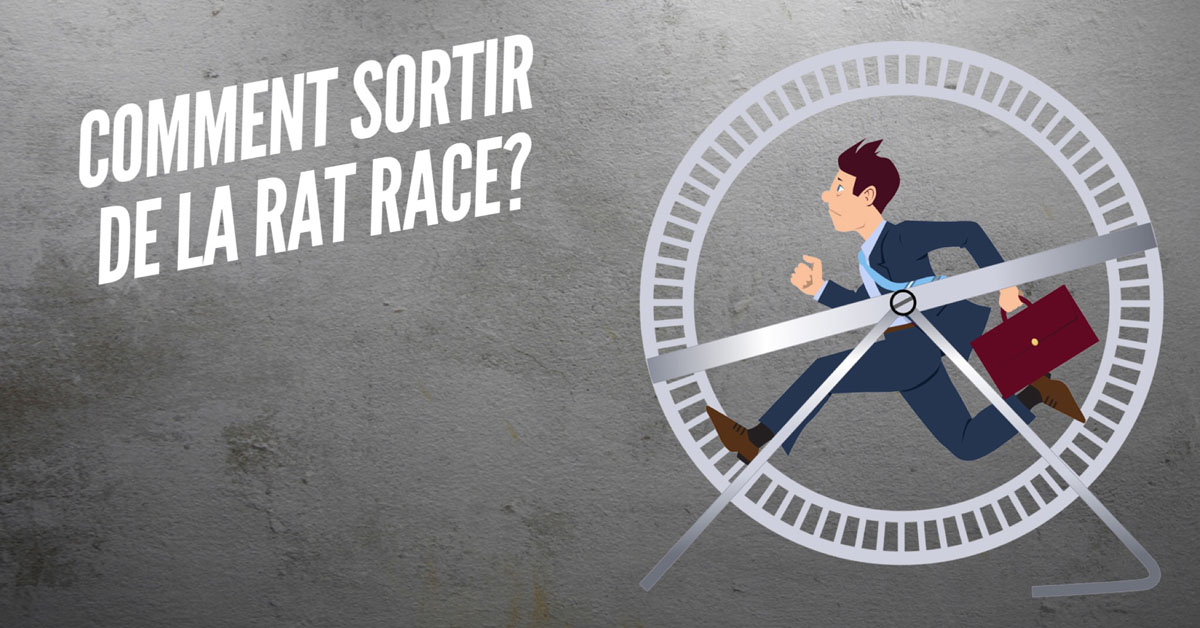 comment sortir de la rat race